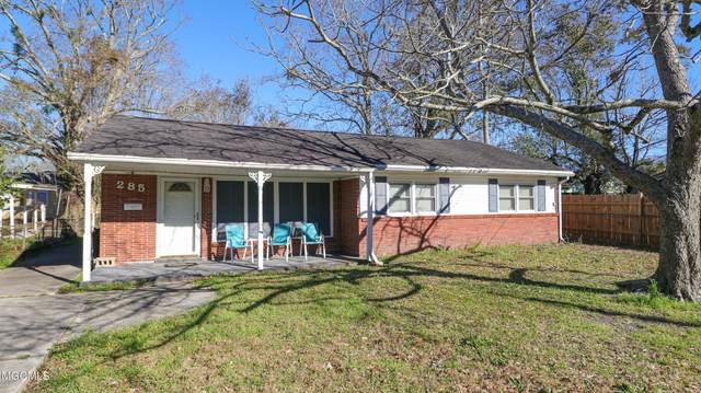 285 Dewey Cir, Biloxi, MS 39531 (MLS #372108) :: Coastal Realty Group