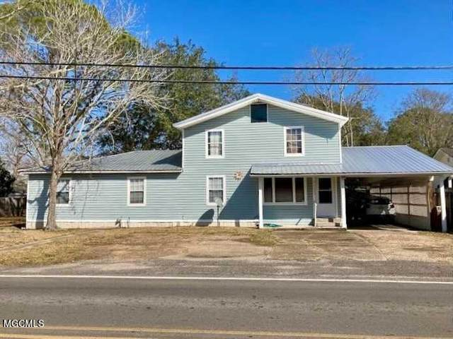 2302 Eden St, Pascagoula, MS 39581 (MLS #372159) :: The Sherman Group