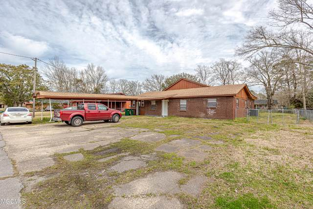 3912 Juniper St, Moss Point, MS 39563 (MLS #372169) :: Berkshire Hathaway HomeServices Shaw Properties