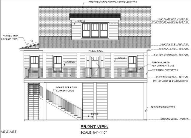 15005 Chickasaw Rd, Kiln, MS 39556 (MLS #372239) :: Dunbar Real Estate Inc.