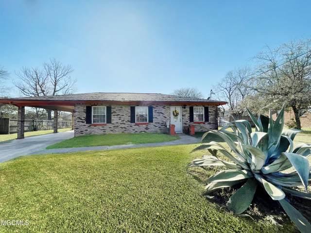 1721 Cherokee St, Pascagoula, MS 39581 (MLS #372315) :: Biloxi Coastal Homes