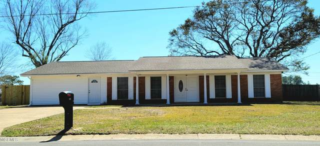 155 Gary St, Gulfport, MS 39503 (MLS #372316) :: Berkshire Hathaway HomeServices Shaw Properties
