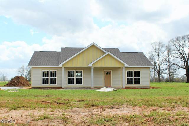 107 Lloyd Eubanks Rd, Lucedale, MS 39452 (MLS #372379) :: Berkshire Hathaway HomeServices Shaw Properties