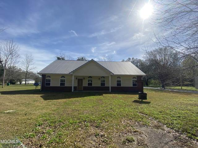 22108 Hollyhock Dr, Moss Point, MS 39562 (MLS #372442) :: The Sherman Group