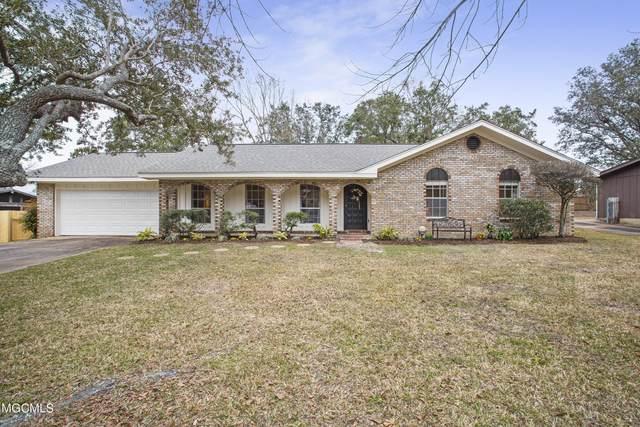 1208 Bristol Blvd, Ocean Springs, MS 39564 (MLS #372444) :: Dunbar Real Estate Inc.