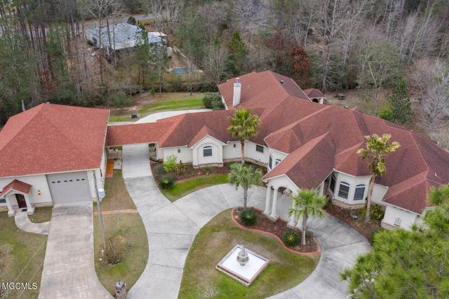 8420 Kimo Ct, Diamondhead, MS 39525 (MLS #372453) :: Berkshire Hathaway HomeServices Shaw Properties