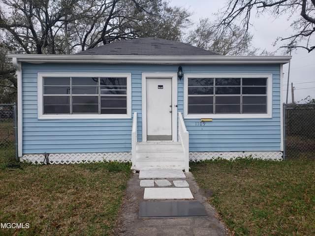 1109 39th Ave, Gulfport, MS 39501 (MLS #372458) :: Coastal Realty Group