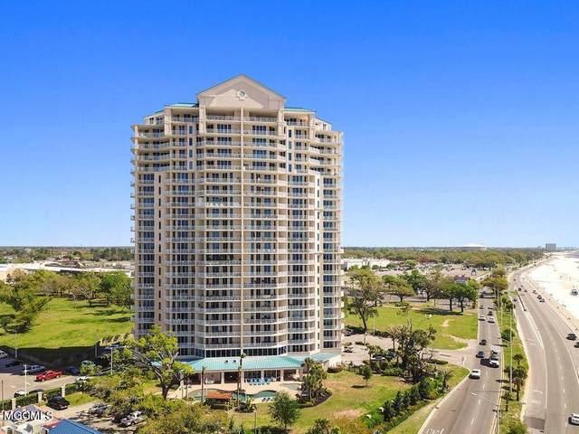 2668 Beach Blvd #503, Biloxi, MS 39531 (MLS #372470) :: Berkshire Hathaway HomeServices Shaw Properties