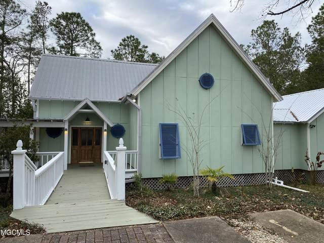 2309 Starfish Rd, Gautier, MS 39553 (MLS #372580) :: Dunbar Real Estate Inc.