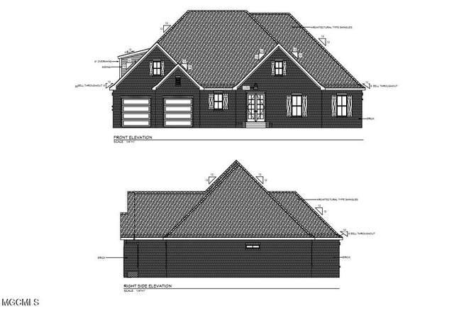 13274 Tiara Dr, Gulfport, MS 39503 (MLS #372697) :: Dunbar Real Estate Inc.