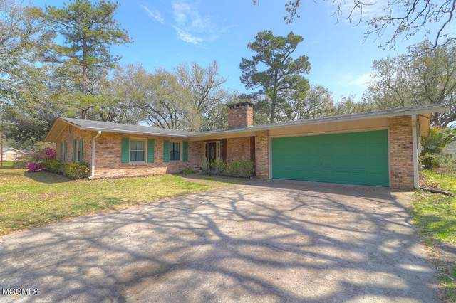 1103 Del Norte Cir, Pascagoula, MS 39581 (MLS #372780) :: Berkshire Hathaway HomeServices Shaw Properties