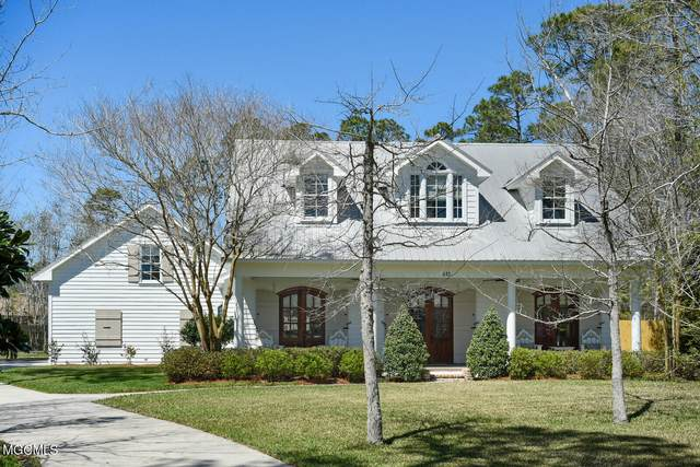 221 Blue Heron Cv, Waveland, MS 39576 (MLS #372806) :: Dunbar Real Estate Inc.