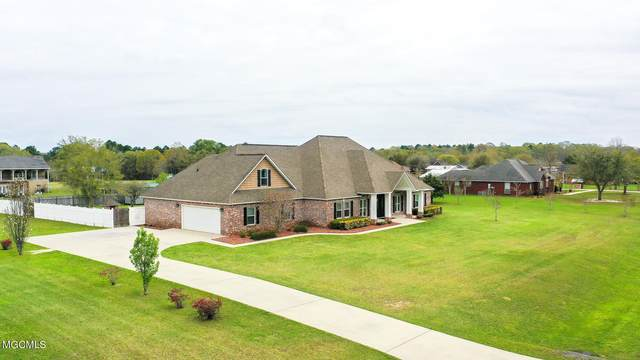 5204 Remington Rd, Moss Point, MS 39562 (MLS #372820) :: The Sherman Group