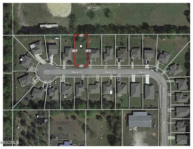 0 Devin Ct, Gulfport, MS 39503 (MLS #372836) :: Dunbar Real Estate Inc.