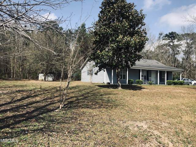 9800 Hidden Lake Rd, Vancleave, MS 39565 (MLS #372905) :: The Sherman Group
