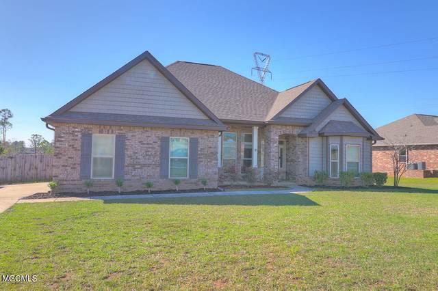 9804 Sanctuary Blvd, Ocean Springs, MS 39564 (MLS #372929) :: Dunbar Real Estate Inc.