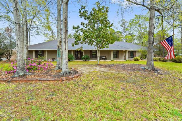 13920 Puerto Dr, Ocean Springs, MS 39564 (MLS #372983) :: Berkshire Hathaway HomeServices Shaw Properties
