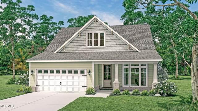 14755 Audubon Lake Blvd, Gulfport, MS 39503 (MLS #372987) :: The Sherman Group