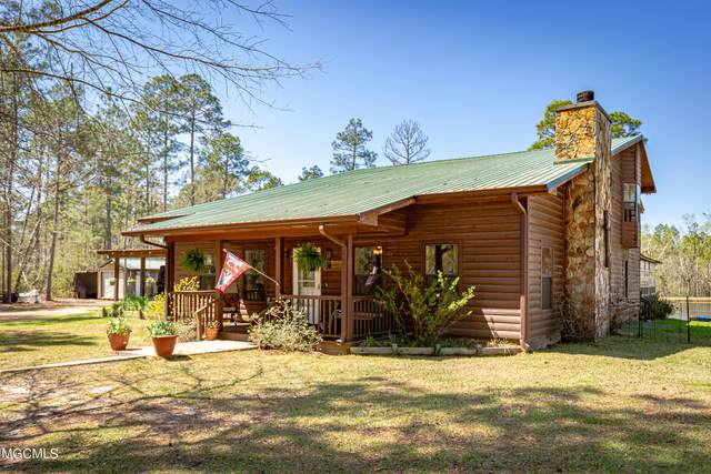 233 New Zion Rd, Perkinston, MS 39573 (MLS #373000) :: The Sherman Group