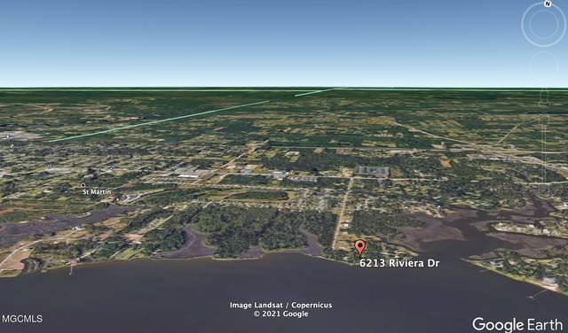 6213 Riviera Dr, Biloxi, MS 39532 (MLS #373001) :: Dunbar Real Estate Inc.