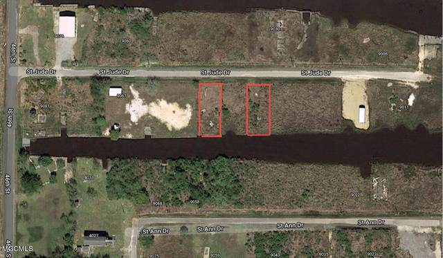 Lot 27 St. Jude Dr, Bay St. Louis, MS 39520 (MLS #373032) :: Dunbar Real Estate Inc.