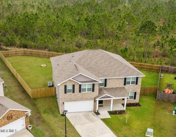 63 Whisperwood Ln, Ocean Springs, MS 39564 (MLS #373089) :: Dunbar Real Estate Inc.