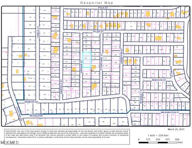 Lot 6-9 Arthur St, Bay St. Louis, MS 39520 (MLS #373093) :: Keller Williams MS Gulf Coast