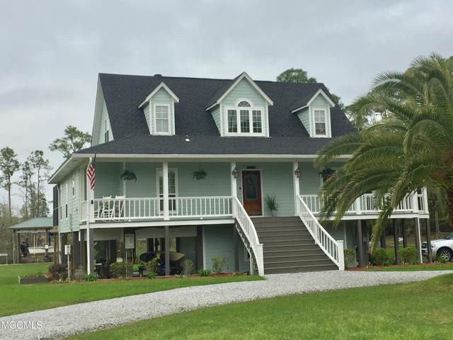 6305 Porteaux Rd, Ocean Springs, MS 39564 (MLS #373099) :: The Sherman Group