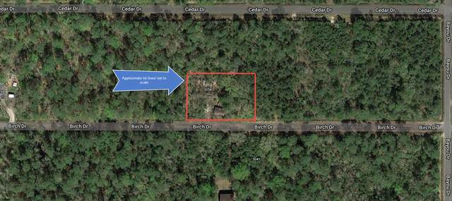 5054 Birch Dr, Bay St. Louis, MS 39520 (MLS #373118) :: Dunbar Real Estate Inc.