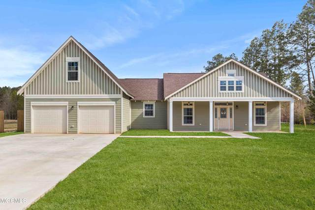 9680 Jim Ramsay Rd, Vancleave, MS 39565 (MLS #373135) :: The Sherman Group