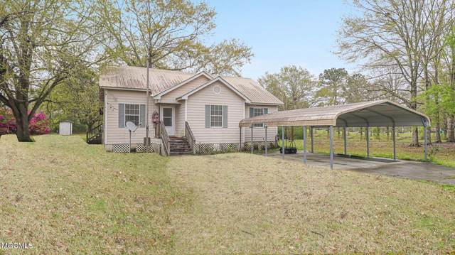 15526 Omas Rd, Vancleave, MS 39565 (MLS #373159) :: The Sherman Group
