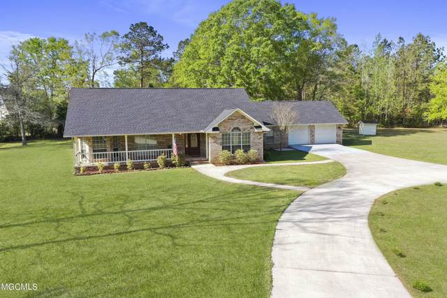 17001 River Heights Dr, Vancleave, MS 39565 (MLS #373187) :: The Sherman Group