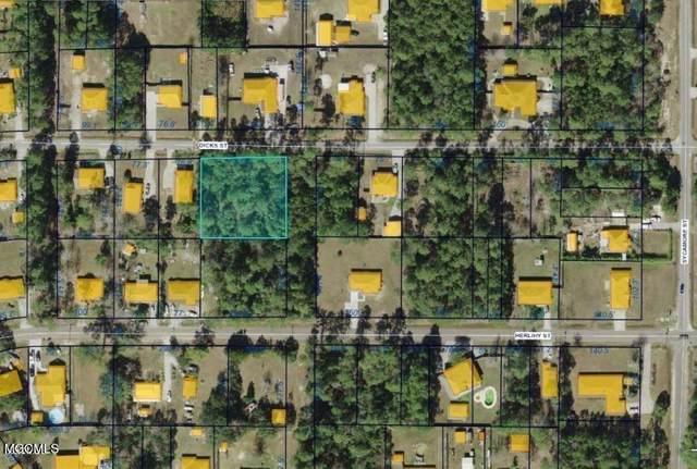 0 Dicks St, Waveland, MS 39576 (MLS #373201) :: Keller Williams MS Gulf Coast