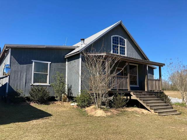 103 Ovelle Lee Rd, Poplarville, MS 39470 (MLS #373208) :: Keller Williams MS Gulf Coast