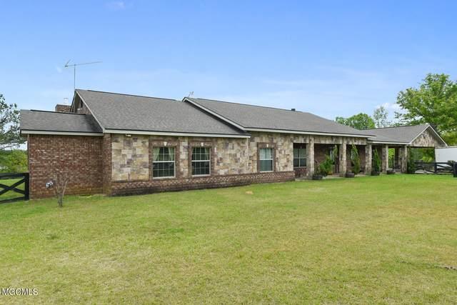 1240 Restertown Rd, Poplarville, MS 39470 (MLS #373241) :: Berkshire Hathaway HomeServices Shaw Properties