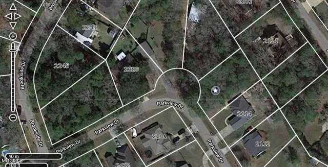 0 Parkview Dr, Gautier, MS 39553 (MLS #373263) :: The Demoran Group at Keller Williams