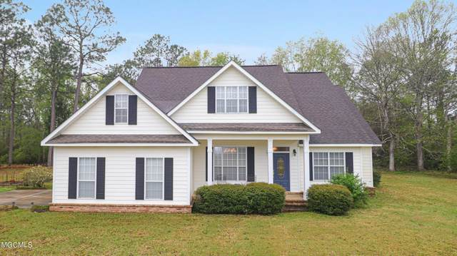 13232 Jim Ramsay Rd, Vancleave, MS 39565 (MLS #373288) :: The Sherman Group