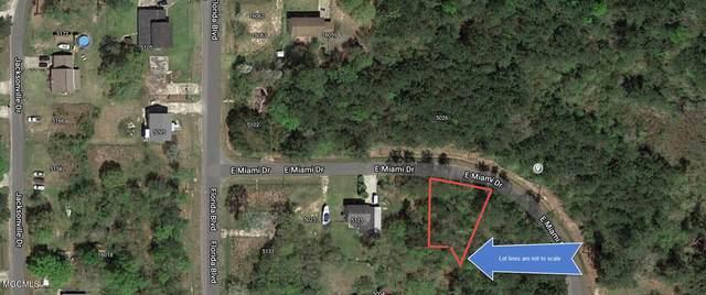 Lot 5 E Miami Dr, Pearlington, MS 39572 (MLS #373321) :: Dunbar Real Estate Inc.