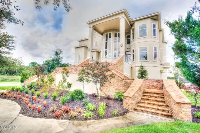 707 Rue Rivage, Ocean Springs, MS 39564 (MLS #373338) :: Berkshire Hathaway HomeServices Shaw Properties
