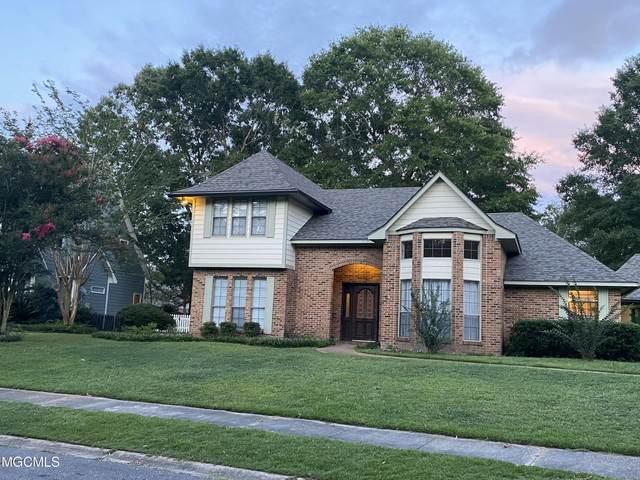 1055 Conley Cir, Ocean Springs, MS 39564 (MLS #373340) :: Dunbar Real Estate Inc.