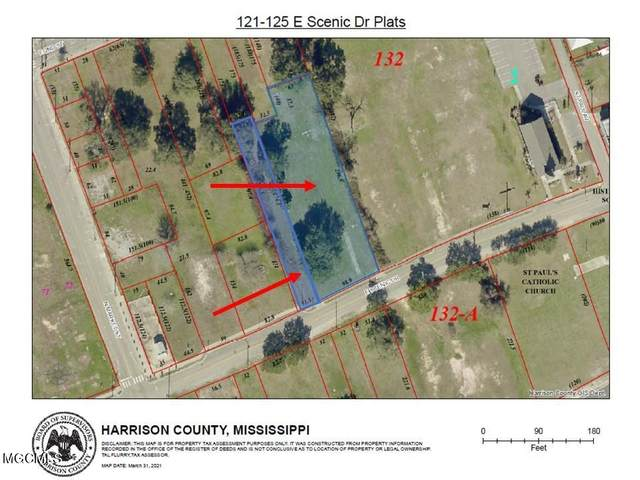 125 E Scenic Dr, Pass Christian, MS 39571 (MLS #373342) :: Berkshire Hathaway HomeServices Shaw Properties
