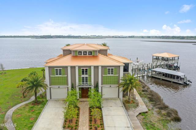 610 Bay Cove Dr, Biloxi, MS 39532 (MLS #373343) :: Berkshire Hathaway HomeServices Shaw Properties