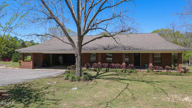 927 Parkway Dr, Wiggins, MS 39577 (MLS #373348) :: The Sherman Group