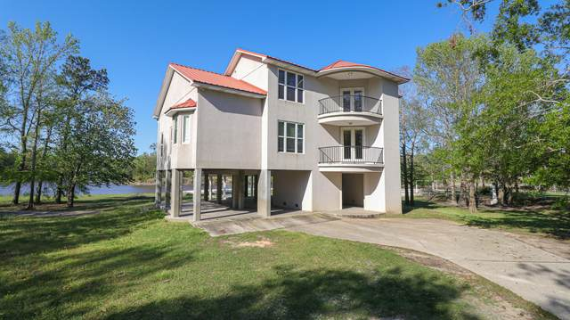 3560 River Bluff Rd, D'iberville, MS 39540 (MLS #373386) :: Coastal Realty Group