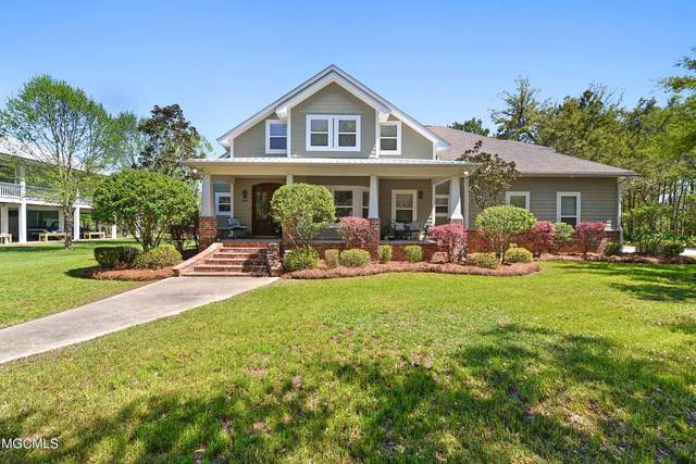 3100 Eagle Point Rd, Ocean Springs, MS 39564 (MLS #373401) :: Berkshire Hathaway HomeServices Shaw Properties