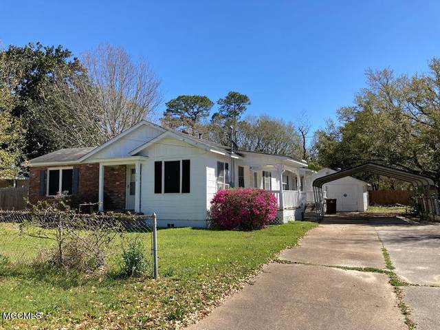 170 Althea St, Biloxi, MS 39531 (MLS #373446) :: Berkshire Hathaway HomeServices Shaw Properties