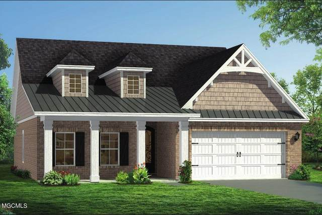 13317 Hawk Pl, Gulfport, MS 39503 (MLS #373494) :: The Sherman Group