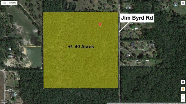 0 Jim Byrd Rd, Biloxi, MS 39532 (MLS #373519) :: Berkshire Hathaway HomeServices Shaw Properties