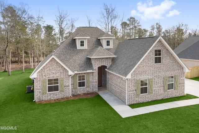 10530 Gus Fore Cv, Gulfport, MS 39503 (MLS #373524) :: Dunbar Real Estate Inc.
