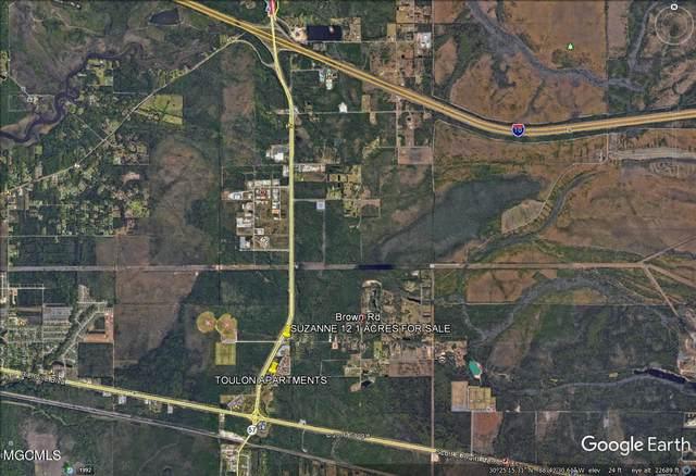 -0- 57 Hwy, Gautier, MS 39553 (MLS #373532) :: The Demoran Group at Keller Williams